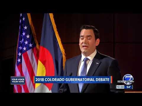 Recap: Jared Polis and Walker Stapleton square off in final Colorado governor's debate