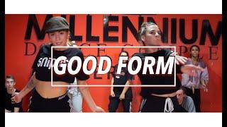 """GOOD FORM"" - NICKI MINAJ | ALEX SCHÖNDORF Choreography Video"