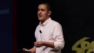 """WANDERING THROUGH HIGH SCHOOL"" 
