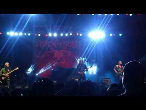Navicula - Semut Hitam (Cover) @ Rock in Solo 2013
