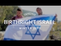 BIRTHRIGHT ISRAEL || Winter 2017