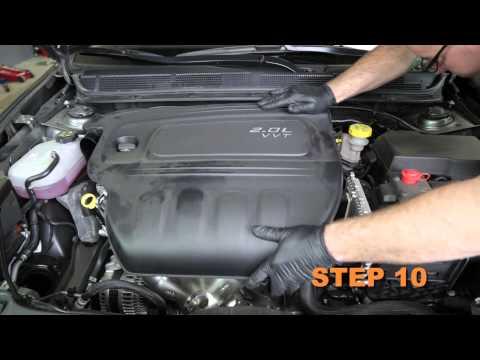 Fits Dodge Dart 2013-2016 2.0L K/&N 69 Series Typhoon Cold Air Intake Kit