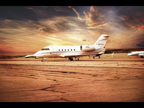 Bothongo Bombardier Challenger 601 Jet Aircraft For Charter