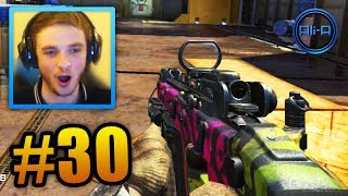 """NEW GAMING POSITION!"" - COD GHOSTS LIVE w/ Ali-A #30 - (Call of Duty Ghost Gameplay)"