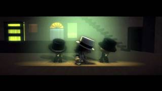 LittleBigPlanet 2 - MICHAEL JACKSON - SMOOTH CRIMINAL (FULL MUSIC VIDEO!)