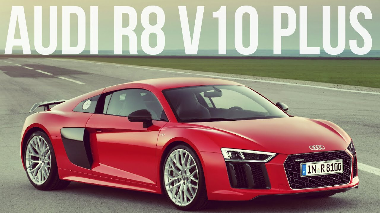 2016 Audi R8 V10 Plus Interior Exterior And Drive Youtube