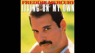 "Freddie Mercury - Living On My Own (Extended 12"" Mix Version)"