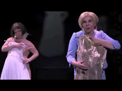 Cendrillon… like you've never seen her before - The Mother in law
