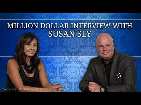 Million Dollar Interview with Susan Sly