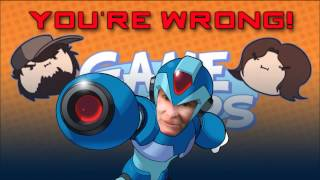 Repeat youtube video Game Grumps Remix - You're Wrong [Atpunk]