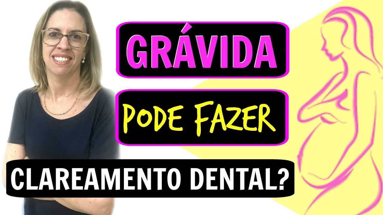 Gravida Pode Fazer Clareamento Dental Youtube