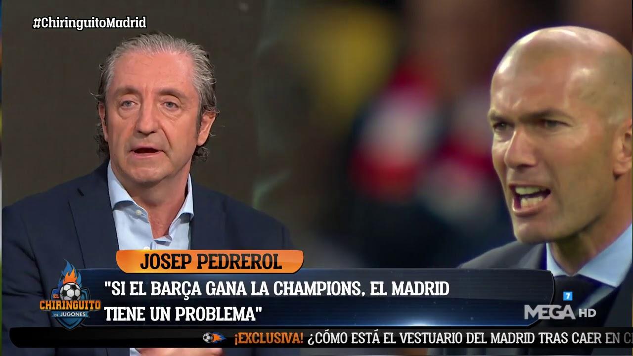 Tremendo ANÁLISIS de #PEDREROL sobre la situación del MADRID