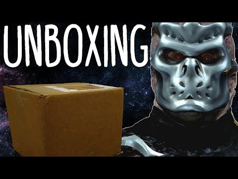 Jason X - Uber Jason Mask Unboxing