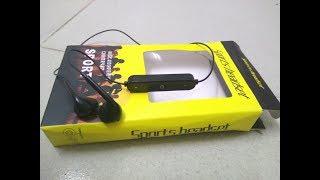 Mua thử Tai Nghe Bluetooth Thể Thao giá Chỉ 30K và cái kết