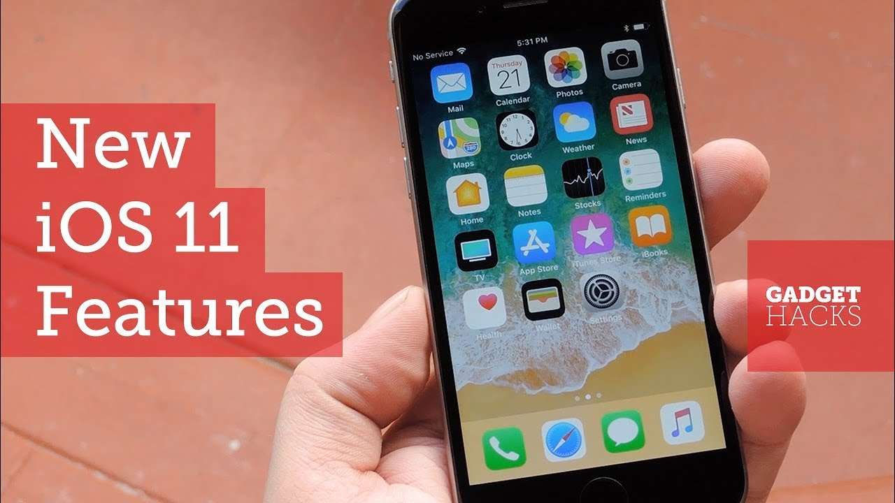 91 Cool New iOS 11 Features You Didn't Know About Â« iOS ... -