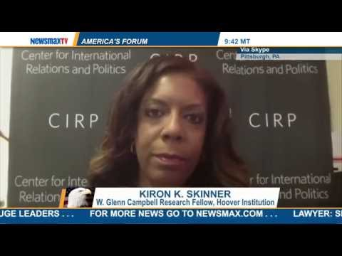 America's Forum | Kiron K. Skinner ormer U.S. Defense Department Policy board member
