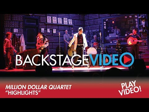 Million Dollar Quartet (show highlights)