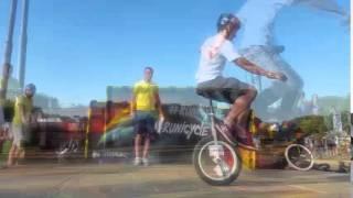 Фестиваль спортивного уницикла на Пикнике Афиши 25.07.2015