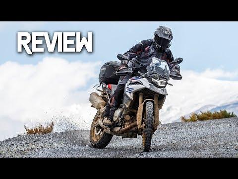 BMW F850GS 1st Ride! / MotoGeo Review