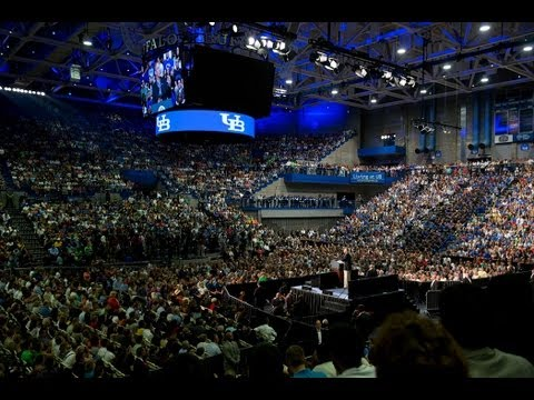 President Obama Speaks on College Affordability