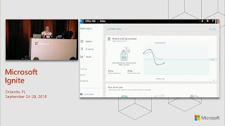 Workplace Analytics and MyAnalytics: Transform productivity with collaboration - BRK2107