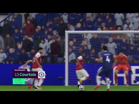 Arsenal season 1,matchday 7,away to chelsea