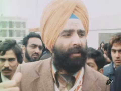 Anti-National Front Demonstration In Southall (April 1979)