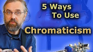 5 Chromatic Licks This Is The Way You Use Them In Your Playing