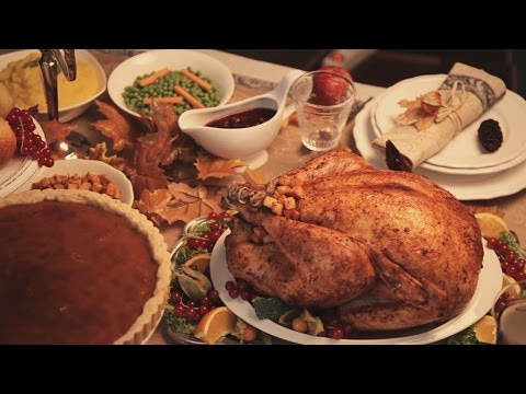 How to Strategize Your Calories on Thanksgiving Day