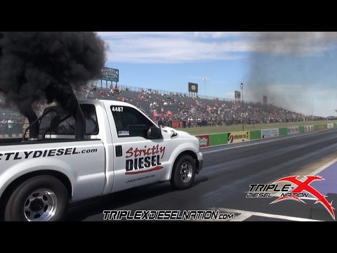 MOST VIOLENT LAUNCHES IN DIESEL RACING!
