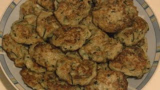 видео Острые пирожки с мясом и кабачком