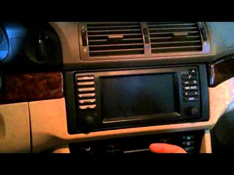 BMW E39 With Navigation AUX IPod Input Installation (BM53 Radio)