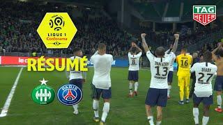 Download Video AS Saint-Etienne - Paris Saint-Germain ( 0-1 ) - Résumé - (ASSE - PARIS) / 2018-19 MP3 3GP MP4