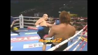 ЛУЧШИЕ БОИ:чемпион таеквондо против кикбоксинга