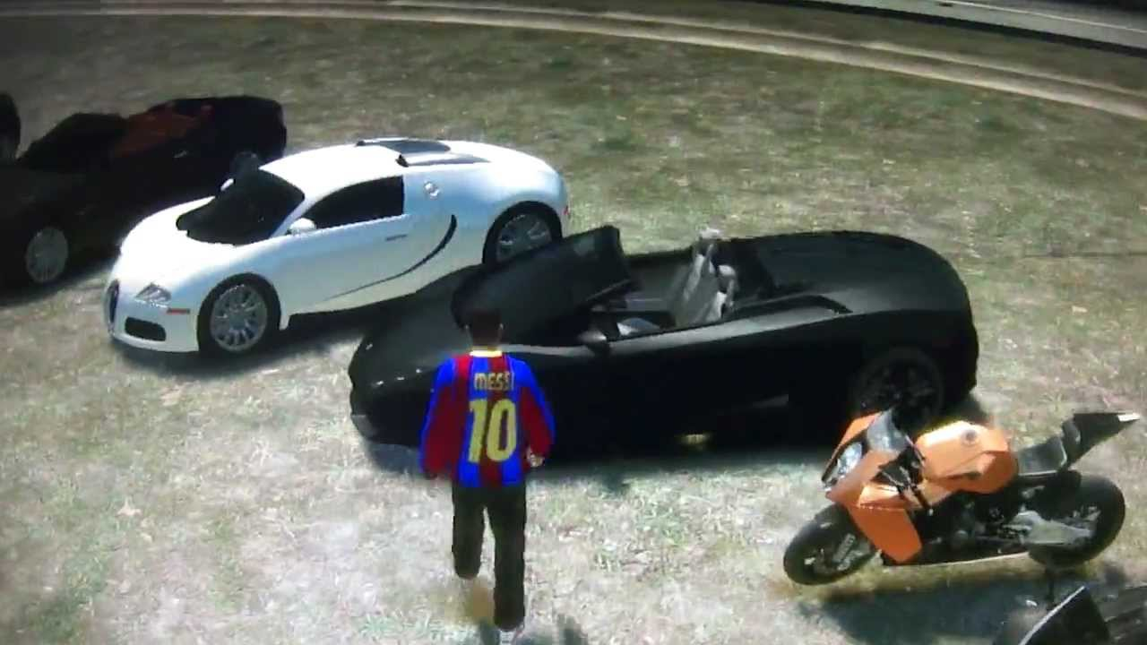Gta Iv Cars Voitures Bolide Luxe