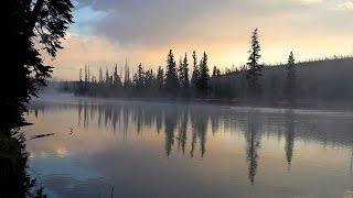 West Thumb, Yellowstone Lake and River, and more from Yellowstone, USA in 4K (Ultra HD)