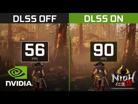 Nioh 2 - The Complete Edition   4K Nvidia Dlss Comparison