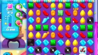 Candy Crush Saga SODA Level 1366 CE
