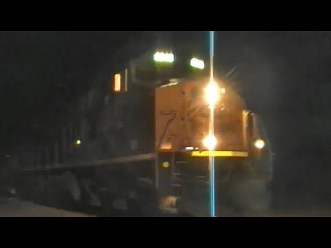 Empty CSX/SCWX Coal Train At Thurmond, West Virginia