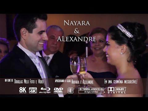 Teaser Nayara e Alexandre por DOUGLAS MELO FOTO E VÍDEO www.douglasmelo.com (11) 2501-8007