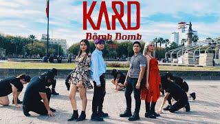 [UNDONG CREW] KARD - Bomb Bomb (밤밤) Dance Cover