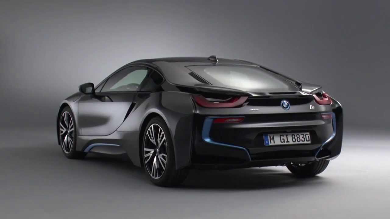 I8 Exterior: The BMW I8. Exterior Details.