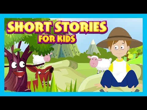 Short Stories For Kids - Animated English Stories For Children || Tia and Tofu Storytelling