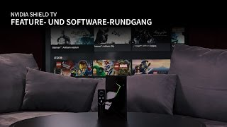 Nvidia Shield TV - Feature- und Software-Rundgang - GIGA.DE