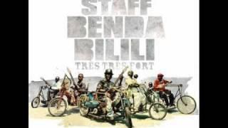 Gambar cover Staff Benda Bilili-Je T'Aime (Tres Tres Fort 2009)