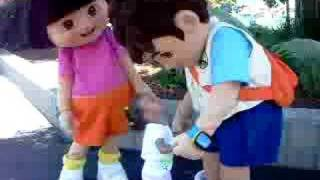 Dance with Dora and Diego
