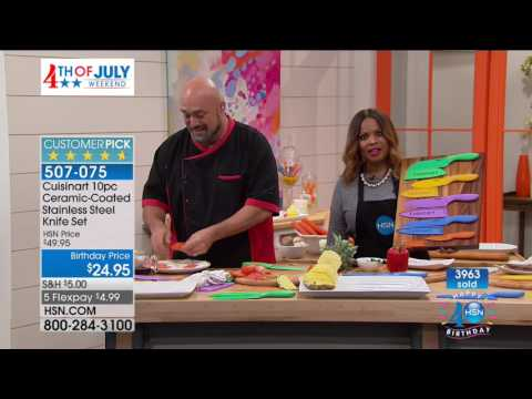HSN | Kitchen Innovations featuring DASH Celebration 07.03.2017 - 05 PM