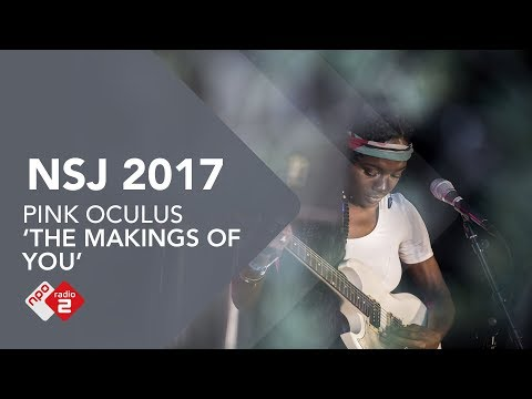 Pink Oculus - 'The Makings Of You' (Curtis Mayfield Cover) Live @ North Sea Jazz 2017 | NPO Radio 2