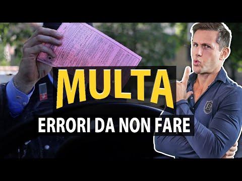 L'errore più grande che puoi fare quando ricevi una multa | avv. Angelo Greco