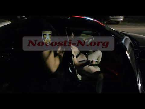 В Николаеве водитель